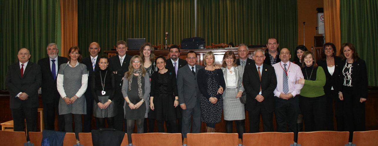 Cofradia Columna—junta