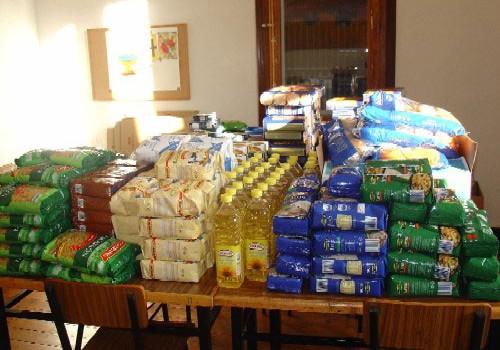 Recogida De Alimentos En Supermercados
