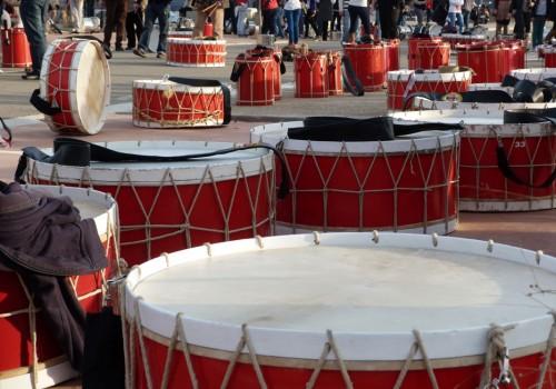 Presentación Marchas Exaltación Infantil Y Concurso–exaltación De Instrumentos 2012