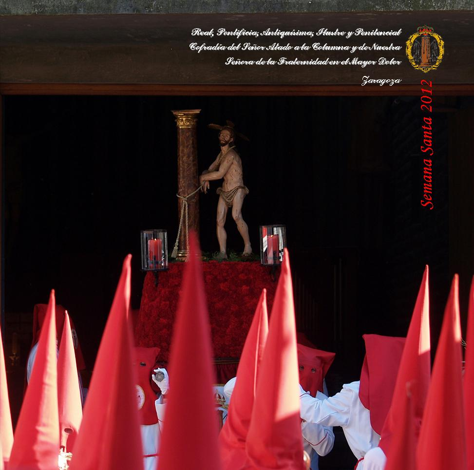 Cofradia Columna Portada Programa 2012