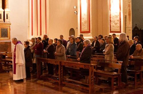 Vía Crucis Parroquia De Santiago