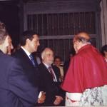 Presidente del Cabildo Metropolitano. Presidente de la Diputación Provincial. Presidente del encuentro