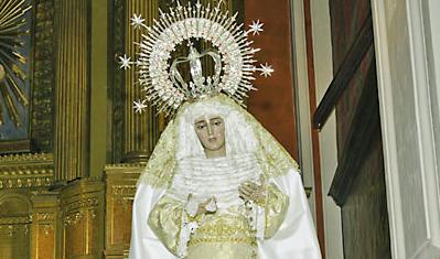 Eucaristía De Mayo.