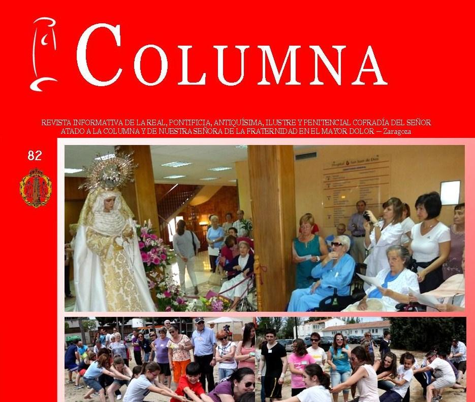 Portada Revista Columna 82