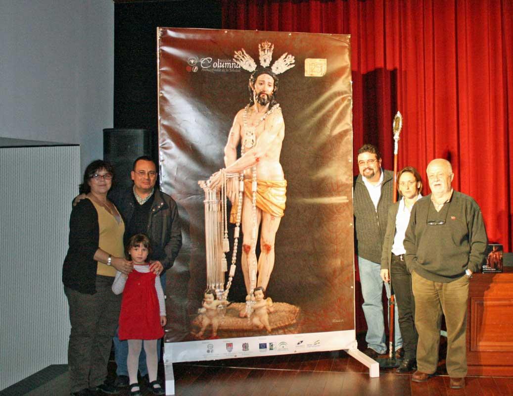 Cofradía Columna Zaragoza – V Encuentro Flagelacion Archidona 2