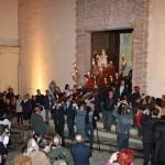 Salida de la procesión extraordinaria cuya imagen no procesionaba desde hace 80 años