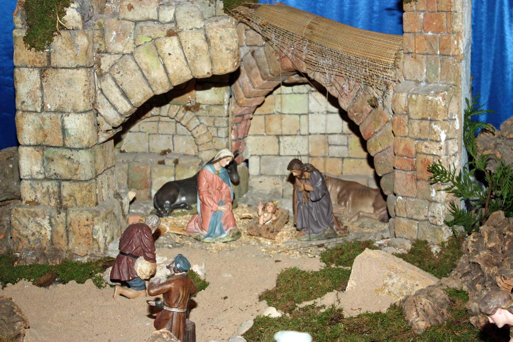 Cofradia Columna Zaragoza – Capitulo Navidad 013