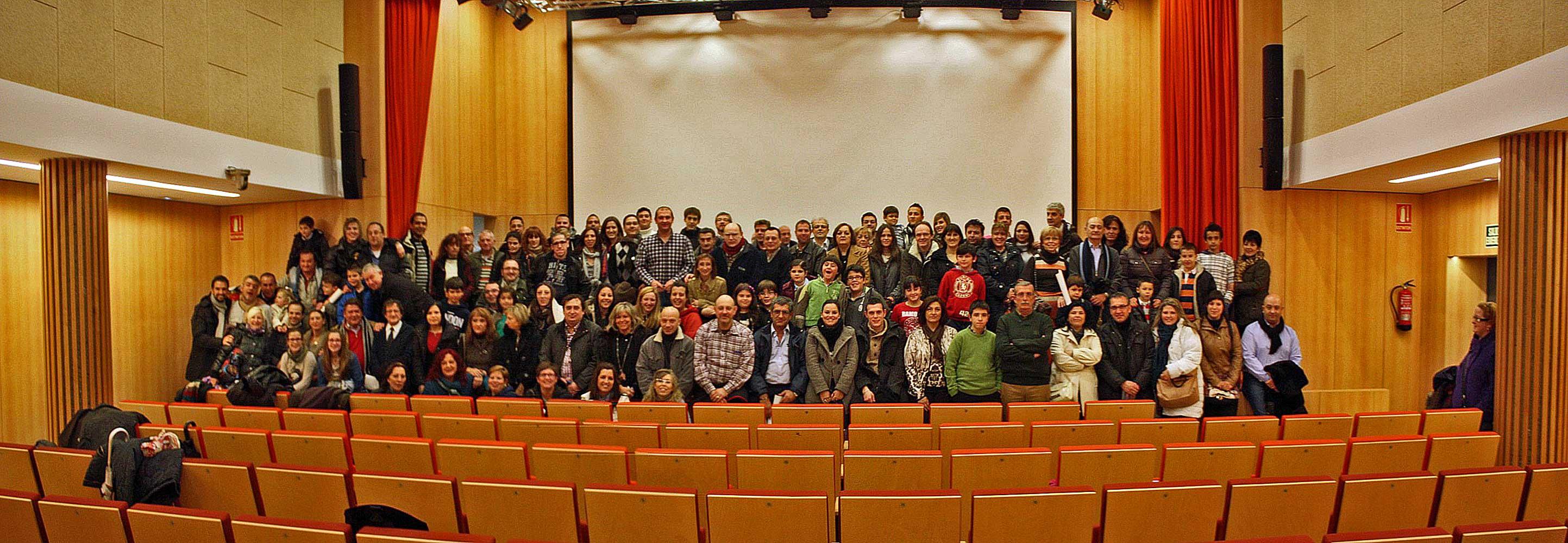Cofradia Columna Zgz – Reunion De Instrumentos 2013