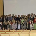 foto de grupo al final de la reunión