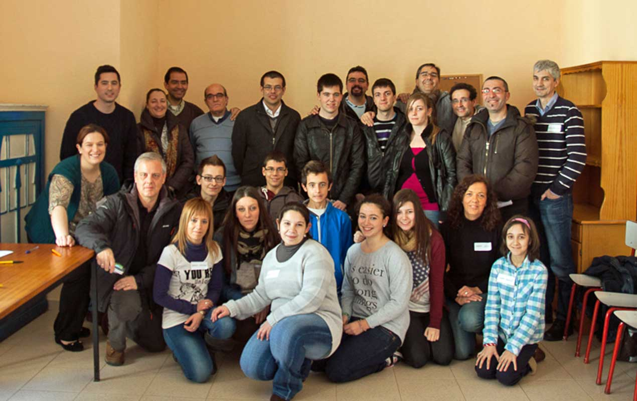 Cofradia Columna Zaragoza – Jornadas De Bienvenida 2013 (0)