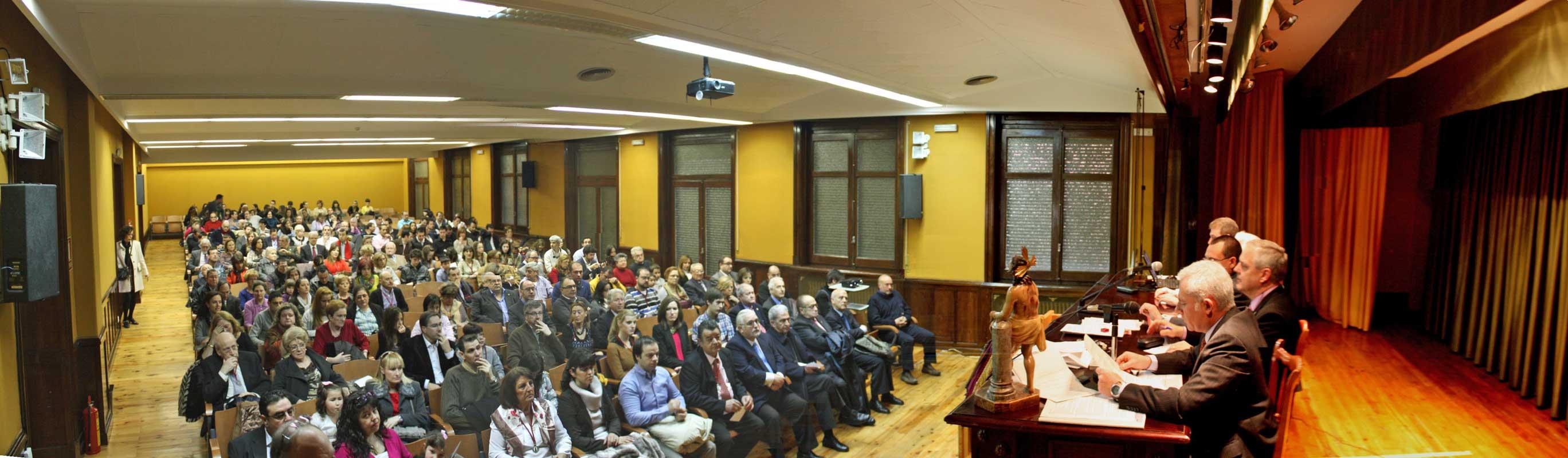 Cofradia Columna Zaragoza – Capitulo 2013—PANORAMICA