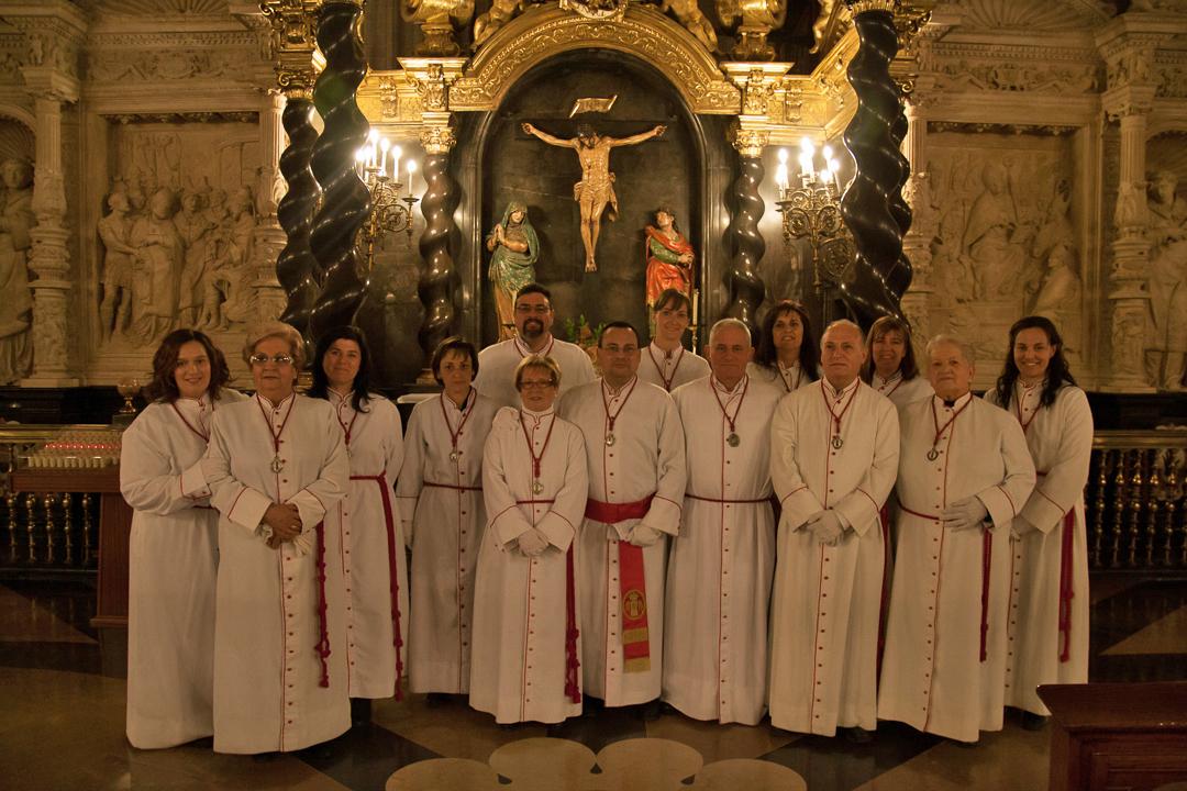Cofradía Columna Zaragoza – Via Crucis Cabildo 2