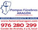 Pompas Fúnebres ARAGÓN