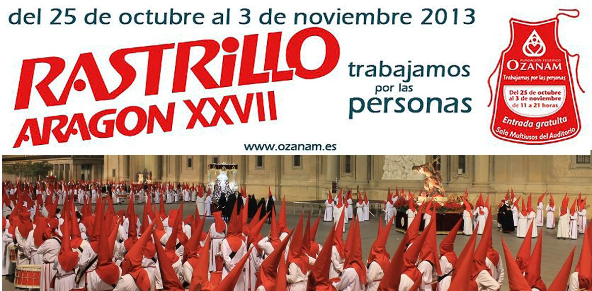 Montaje Rastrillo 2013