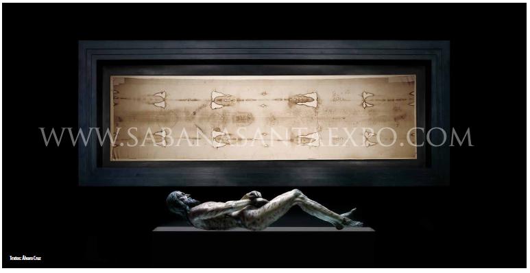 Visita A La Exposición Sobre La Sábana Santa – Cofradia Columna Zaragoza