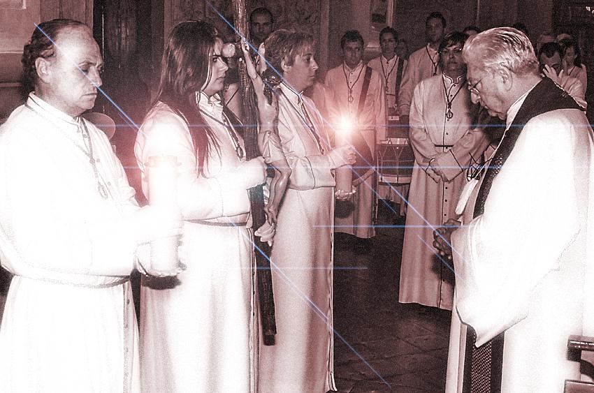 Cofradia Columna Zgz – Viacrucis Penitencial