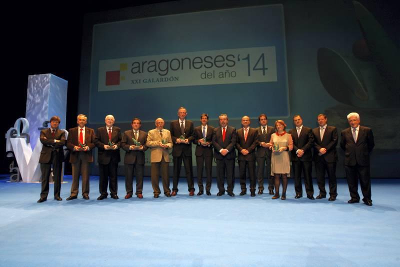 Cofradia Columna Zaragoza – Premiados Galardon