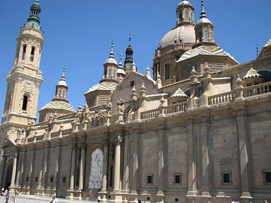 Basilica Pilar Zaragoza