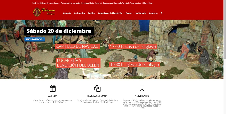 Nueva Imagen De La Web Columna