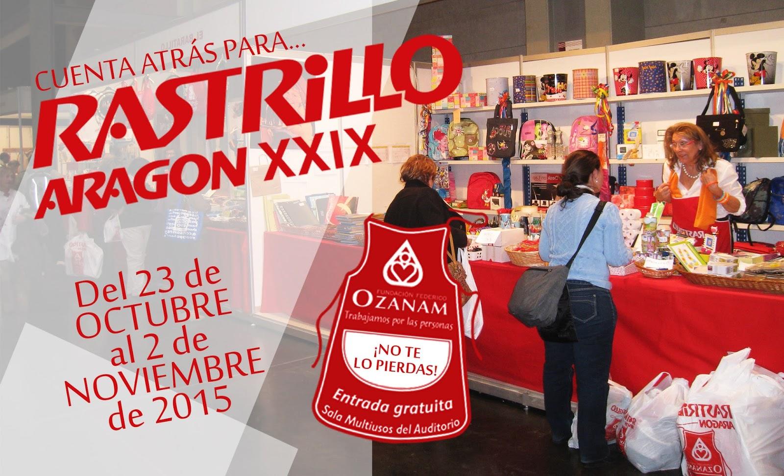 Rastrillo Aragon 2015