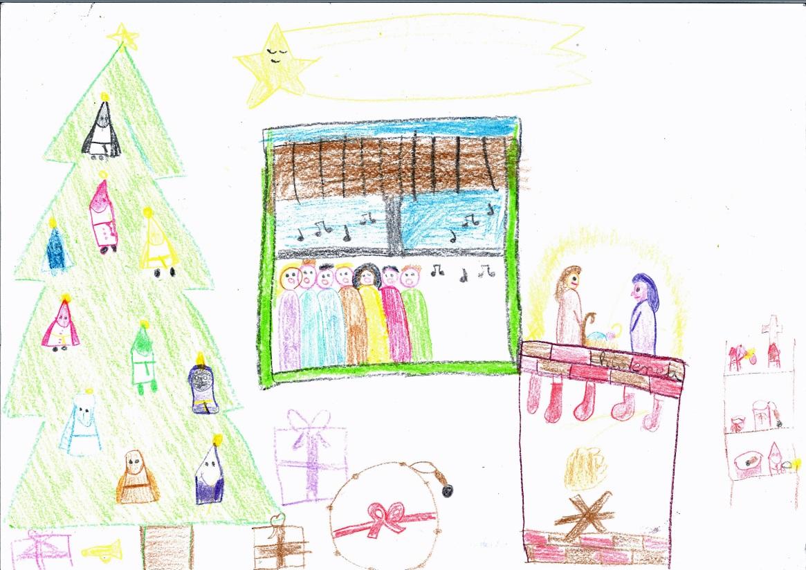 Concuso Dibujo Infantil 2015 1