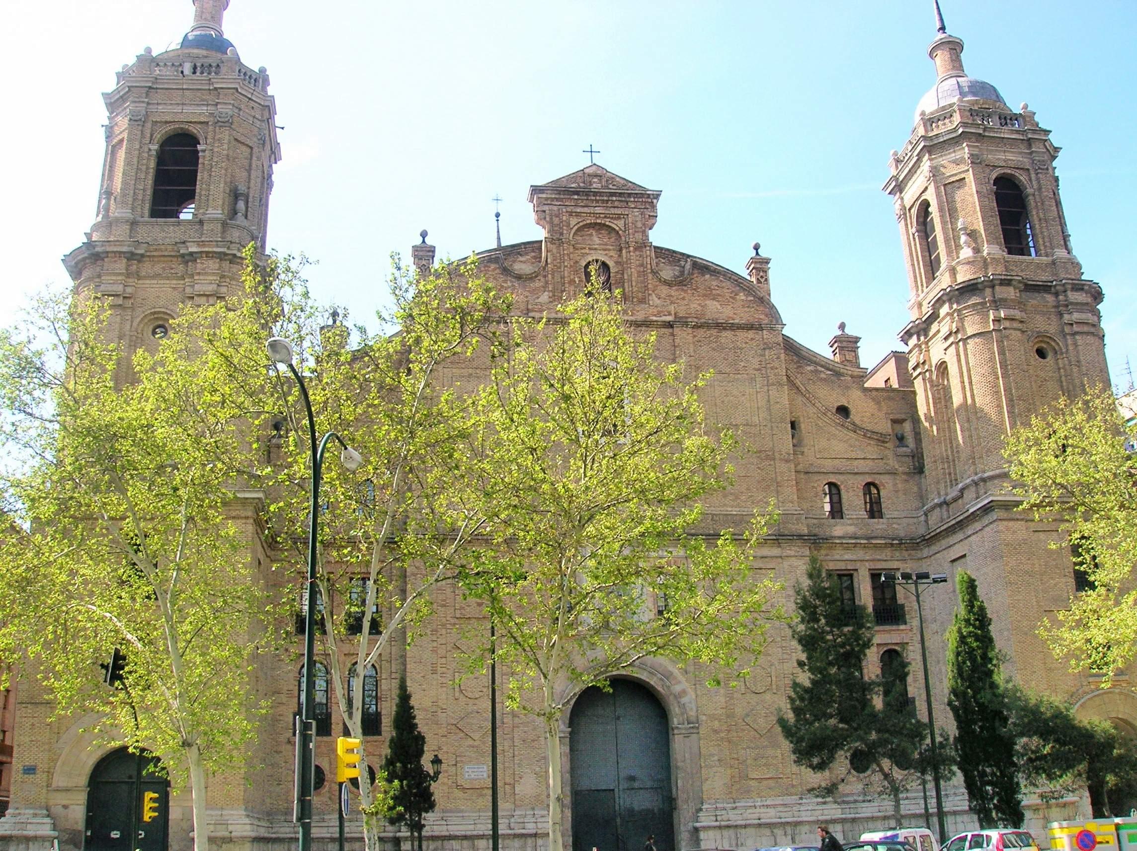 Iglesia Santiago Zaragoza