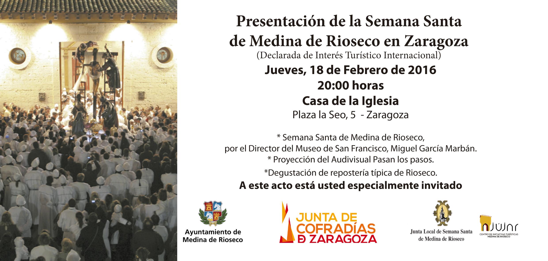 Presentaci n de la semana santa de medina de rioseco for Pisos en medina de rioseco