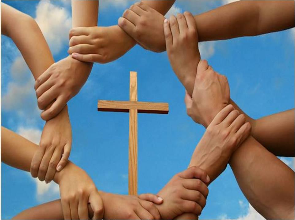 Iglesia Comunidad Curso Formacion