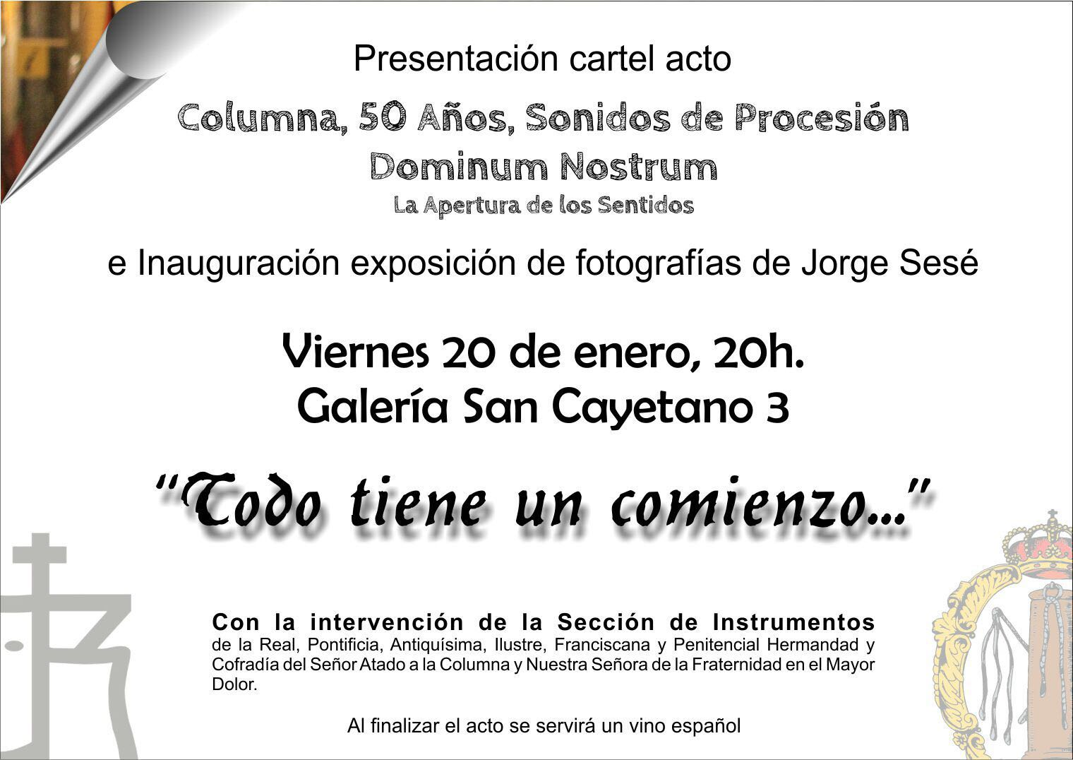 Presentacion Cartel Invitacion