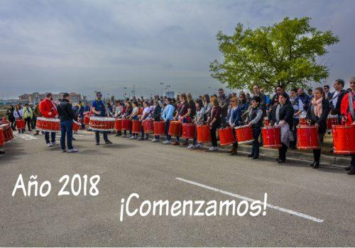 Enero 2018. Comienza El Nuevo Curso Para La Sección De Instrumentos