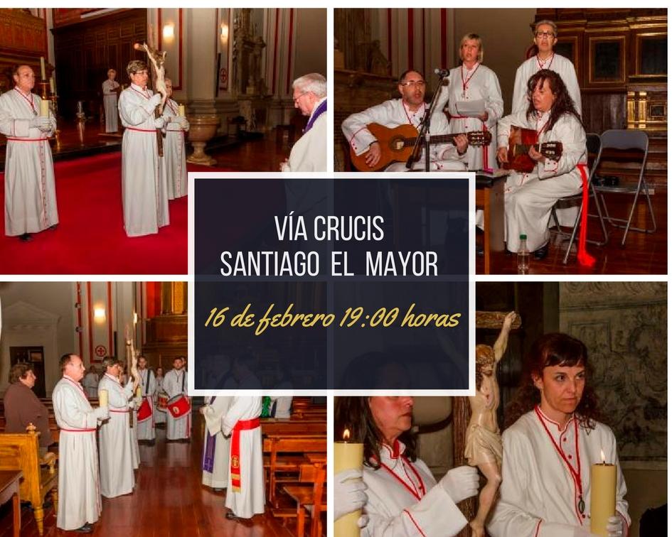Vía CrucisSantiago El Mayor