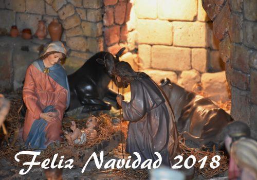 Capítulo Y Eucaristía De Navidad 2018