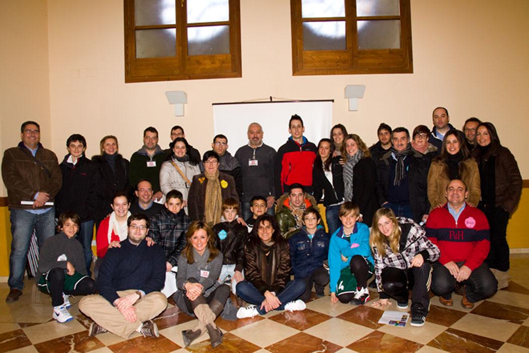 Jornadas De Bienvenida A Los Nuevos Cofrades 2012