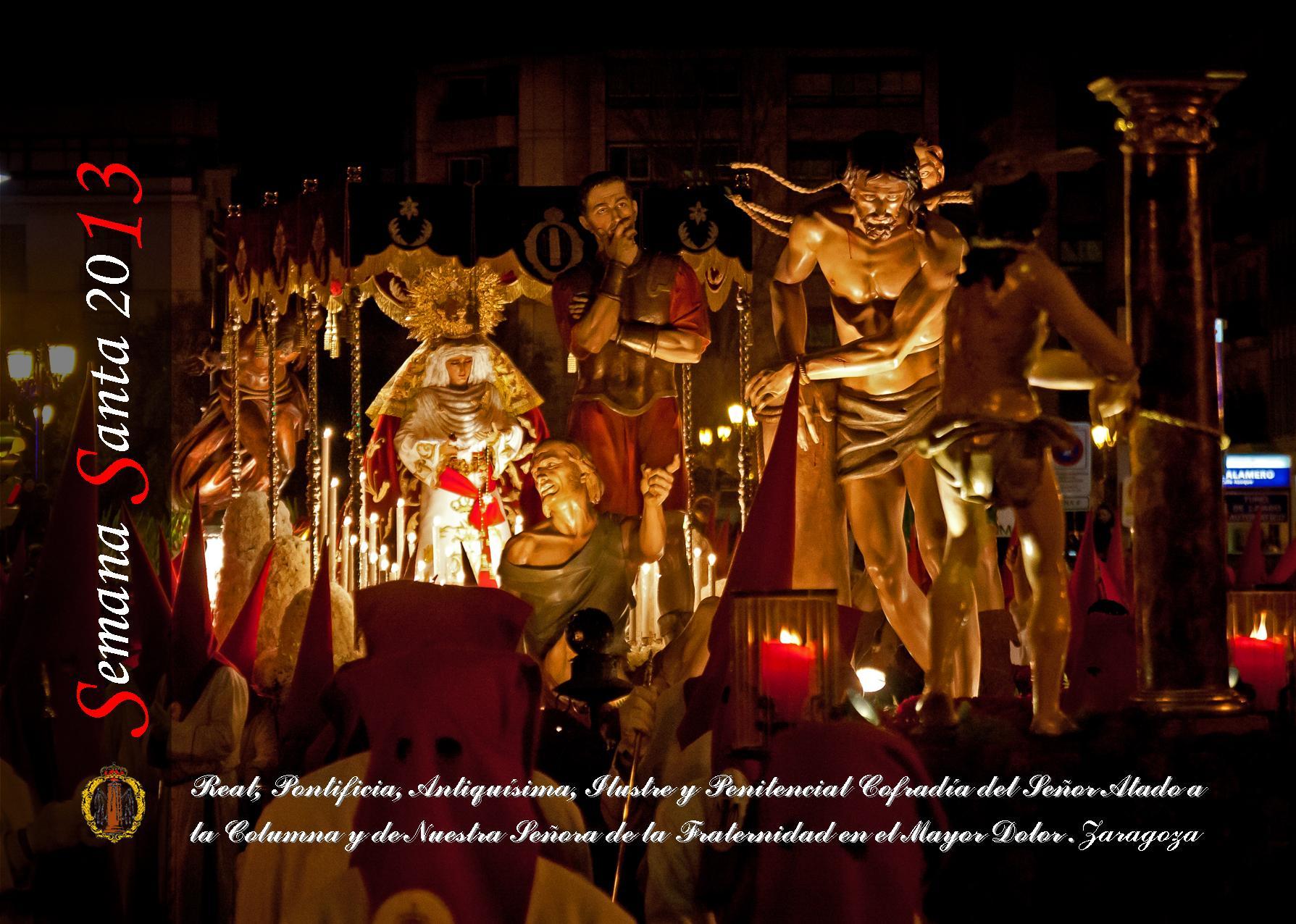 Editado El Nuevo Programa De Semana Santa 2013