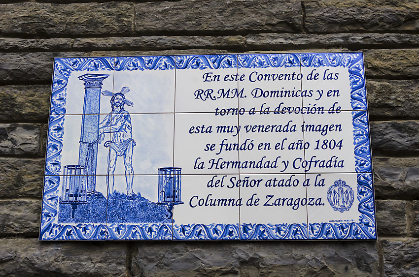 Inaugurado El Nuevo Mural Cerámico Conmemorativo.
