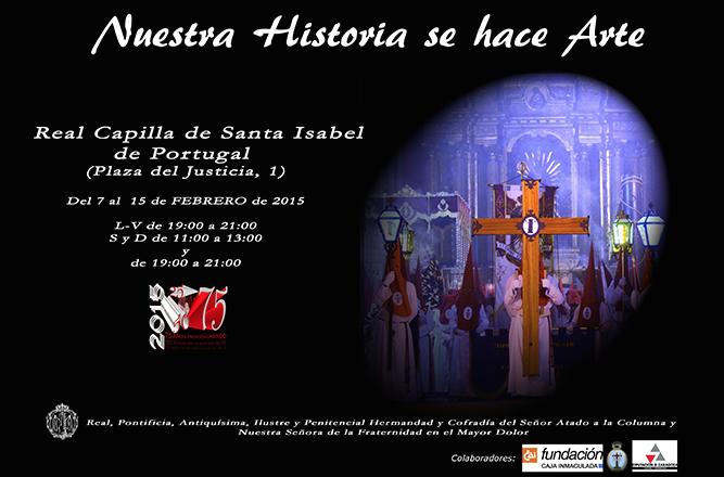 Inauguración De La Exposición Sobre El Patrimonio De La Cofradía