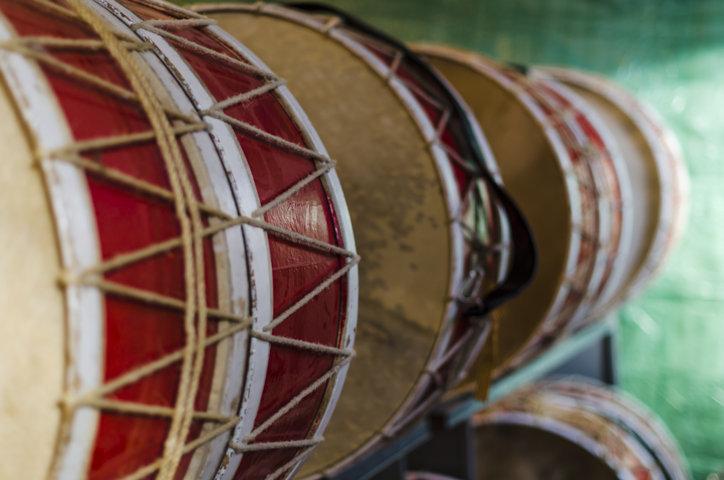 Fotografías De Los Ensayos 2015 De La Sección De Instrumentos