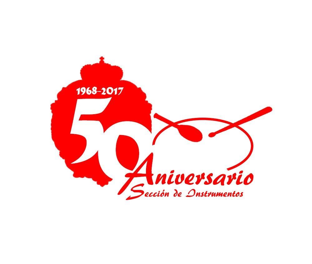 ¡Ya Tenemos Logo Para El Aniversario De La Sección De Instrumentos!
