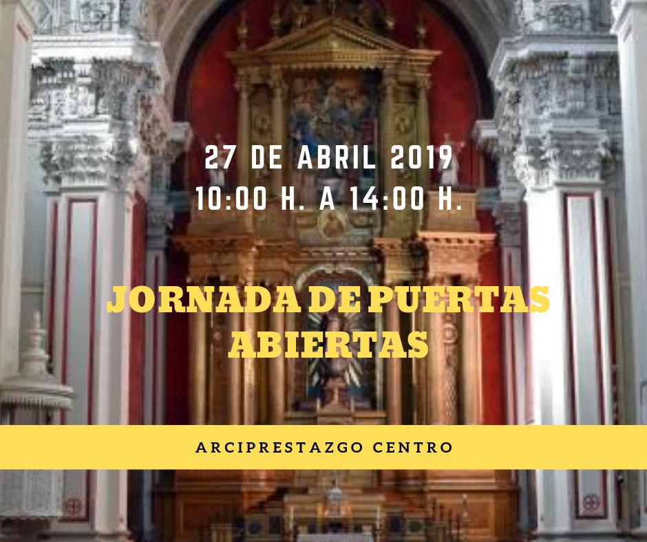 Jornada De Puertas Abiertas 27 De Abril