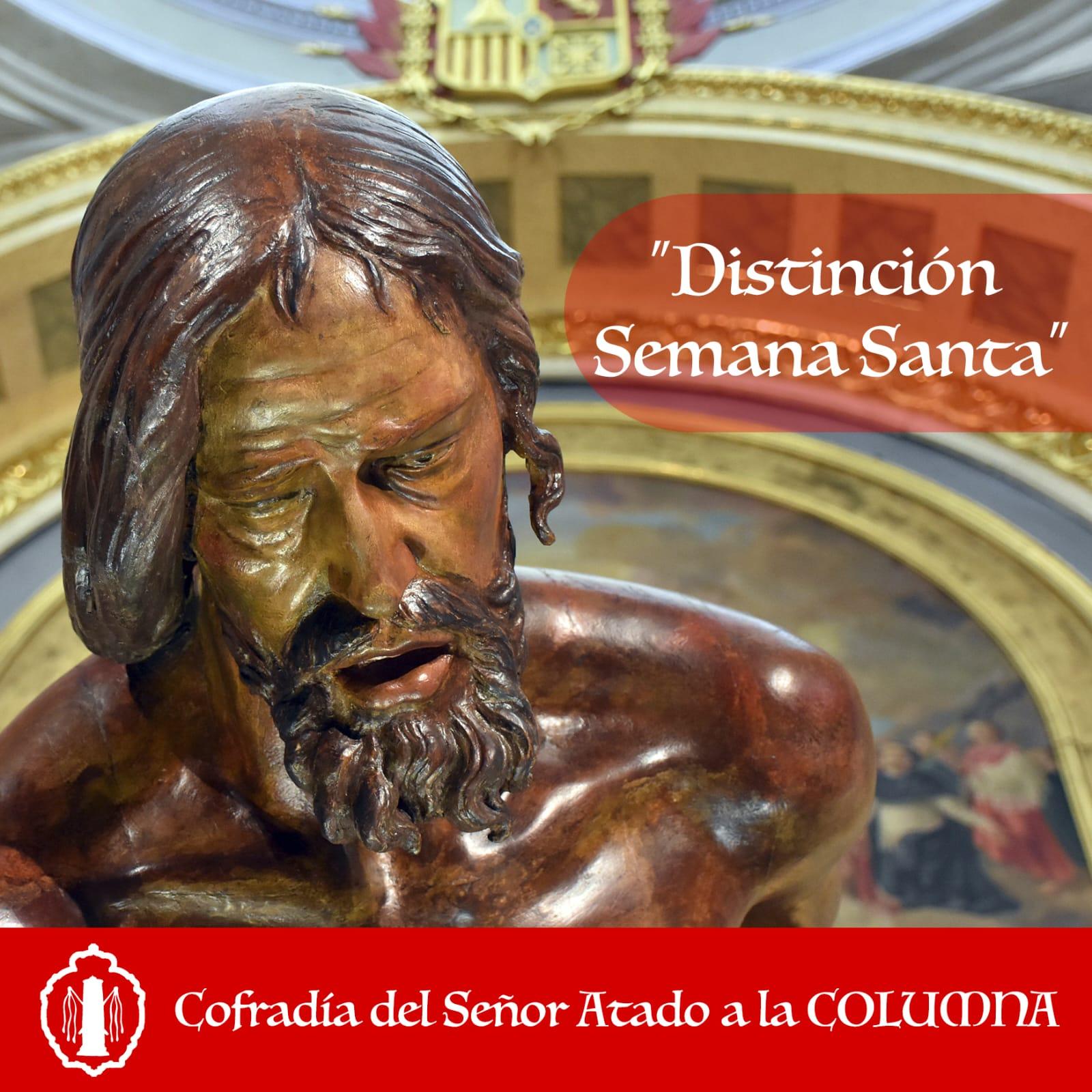 Distinción Semana Santa 2019