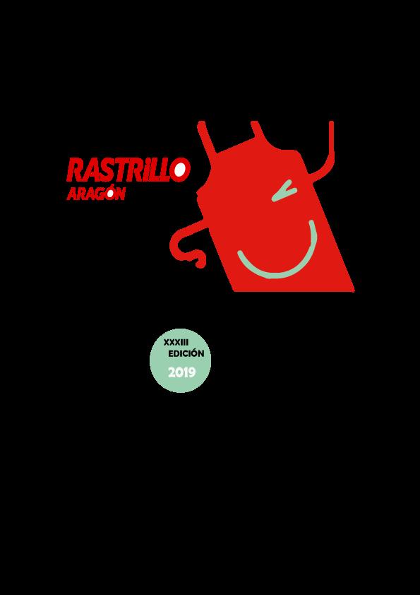 Rastrillo Aragón 2019